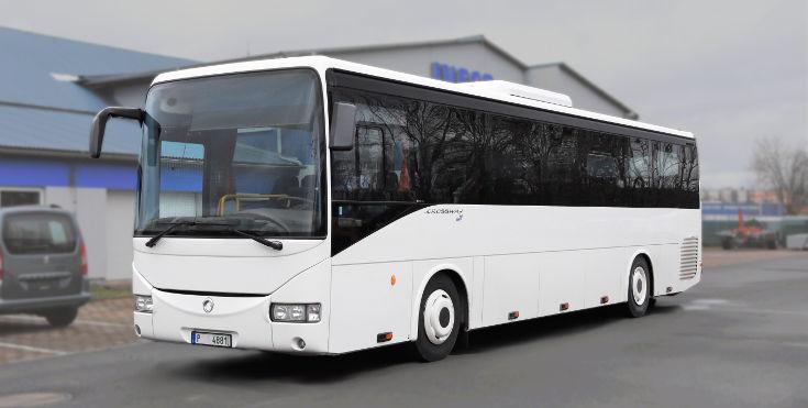 Autobus prodej