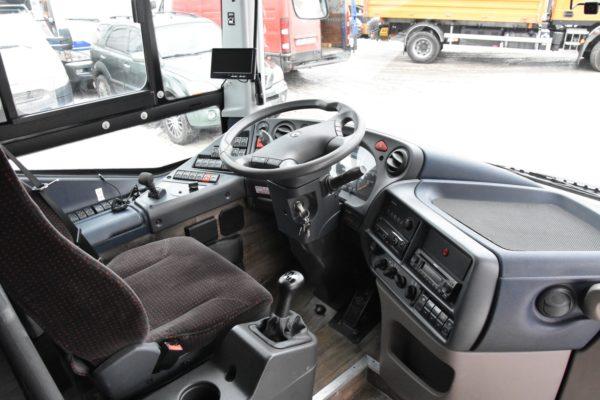 Řízení Irisbus Evadys